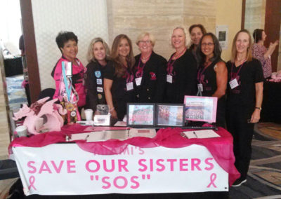 Save-Our-Sisters-SOS-Miami-gallery-booth-team