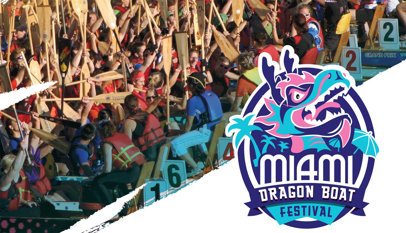 Team SOS Miami Dragon Boat Festival Miami Florida April 2020
